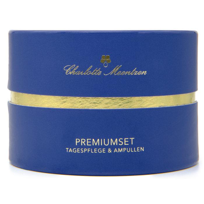 Charlotte Meentzen Premium-Pflegeset SILK & PURE