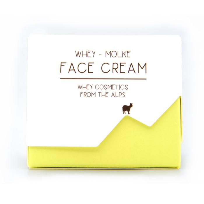 Unteregger Pflegende Gesichtscreme aus Molke